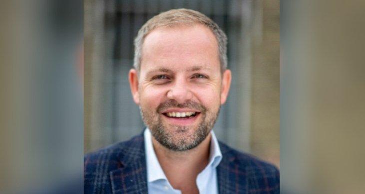 Pieter van der Zwan wordt tijdelijk wethouder in de gemeente Westerkwartier. Foto: ChristenUnie