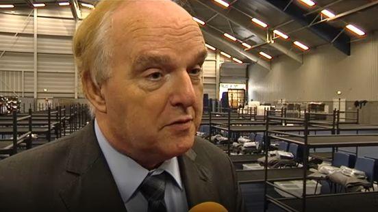 Hans Morssink in 2015. Foto: Jan Been